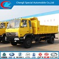 fábrica de hacer 3 dongfeng mini toneladas volcado de camiones dongfeng 6 ruedas mini camiones