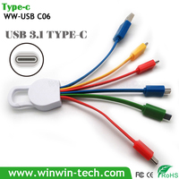 new arrival ! high definition type c vga adapter