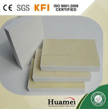 Ceiling/glasswool ceiling - Square Edge/ building material for fiberglass