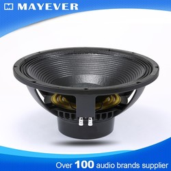 15ND500 4inch high quality big bass subwoofer speakers factory