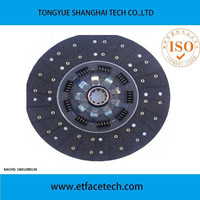 Top quality heavy truck parts clutch disc