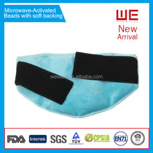 Microwave activated Heat pain relief lumbar back