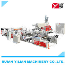 Paper and Alumininum foil coating Machinery