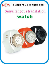 watch, smart watch with Simultaneous translation function, bluetooth watch