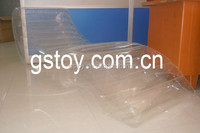 giant advertising outdoor inflatable clear garden sofa