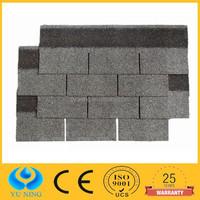 3 tab asphalt shingle roof material