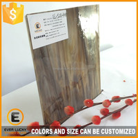 opacified glass for interior doors