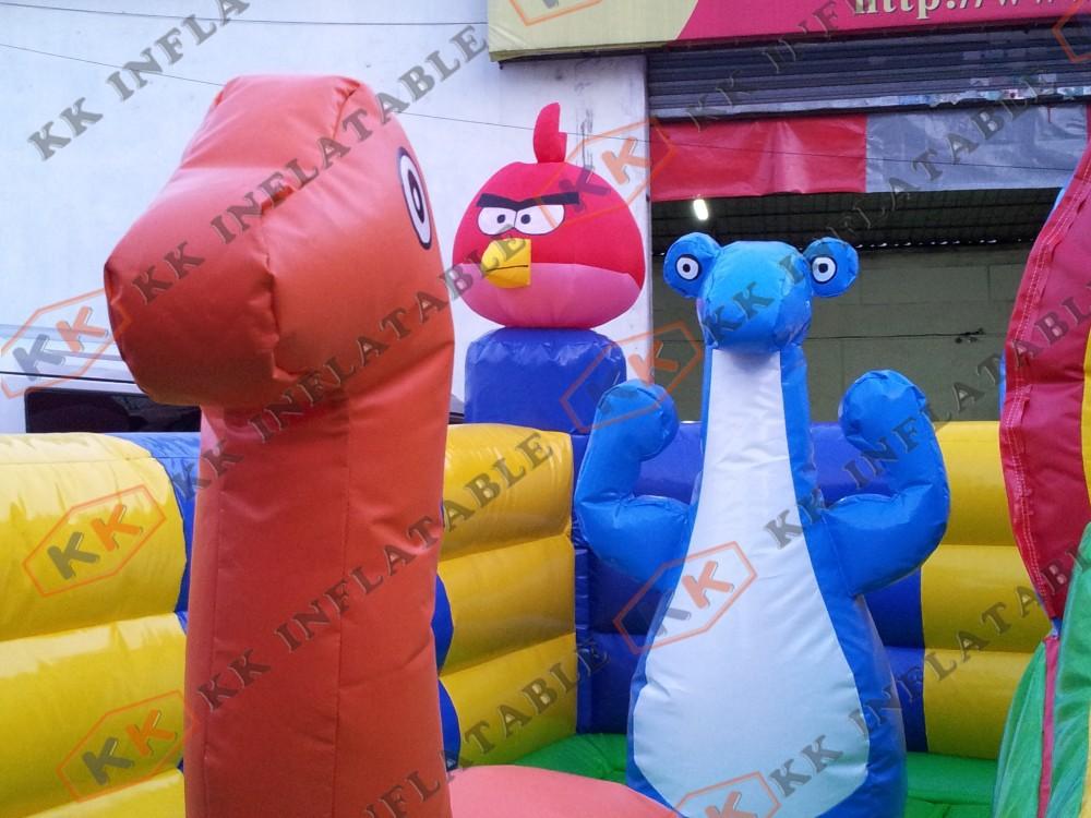 Надувной батут Kk inflatable L004 KKB-L004