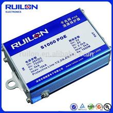 Rayo Protector contra sobretensiones Gigabit Ethernet contra sobretensiones Protector