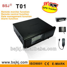 car gps tracker engine cut off with Taximeter Printer Camera BSJ-T01