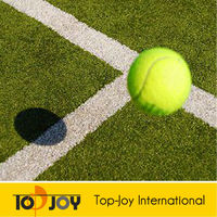 Low Price Artificial Grass For Tennis Court