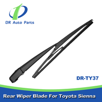 TY37 Factory Best Selling rear wiper arm and blade with great quality For Toyota Sienna