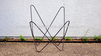 butterfly chair frame