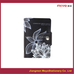 promotion gift promotion item id card holder credit card holder pu cover material