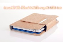 Separating Bluetooth keyboard tablet case for Ipad Mini