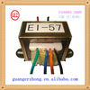 EI 57 series 10.0va to 30.0va ce ul cqc step down transformer 440v 220v