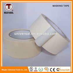 Trustworthy China Supplier Rubber /Hot Melt Adhesive Masking Tape