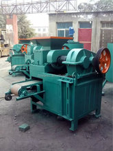 Coal ball making machine