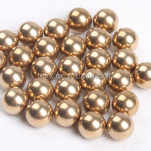 Ex-stock solid hollow large copper ball/brass ball C28000 H62 Brass Ball for carburetor valve Steam Appliances bearings slider