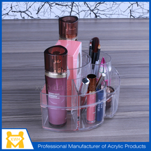 OEM factory acrylic 7 drawer & clear makeup organizer