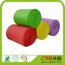 IXPE foam physically cross linked polyethylene IXPE foam