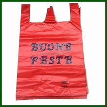 t-shirt carrier bag NO.561 plastic thank you t-shirt bags