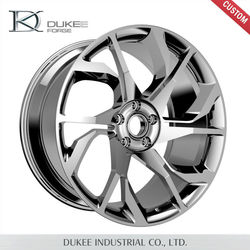 2015 Widely used alloy wheel 5x112mm DK12-2110501 customized alloy wheel