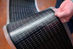 2015 Most Light Weight Flexible Solar Panel 130w