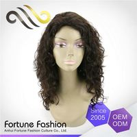 Specialized Lowest Cost Clean And Soft Italian Sino Curl Bohemian Made Custom Wigs