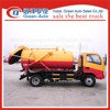 high quality cheap cesspool sewage truck,vacuum truck,septic pump truck
