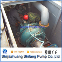 8inch Sand Pump Manufacture of River Using Sand Dredge Pump