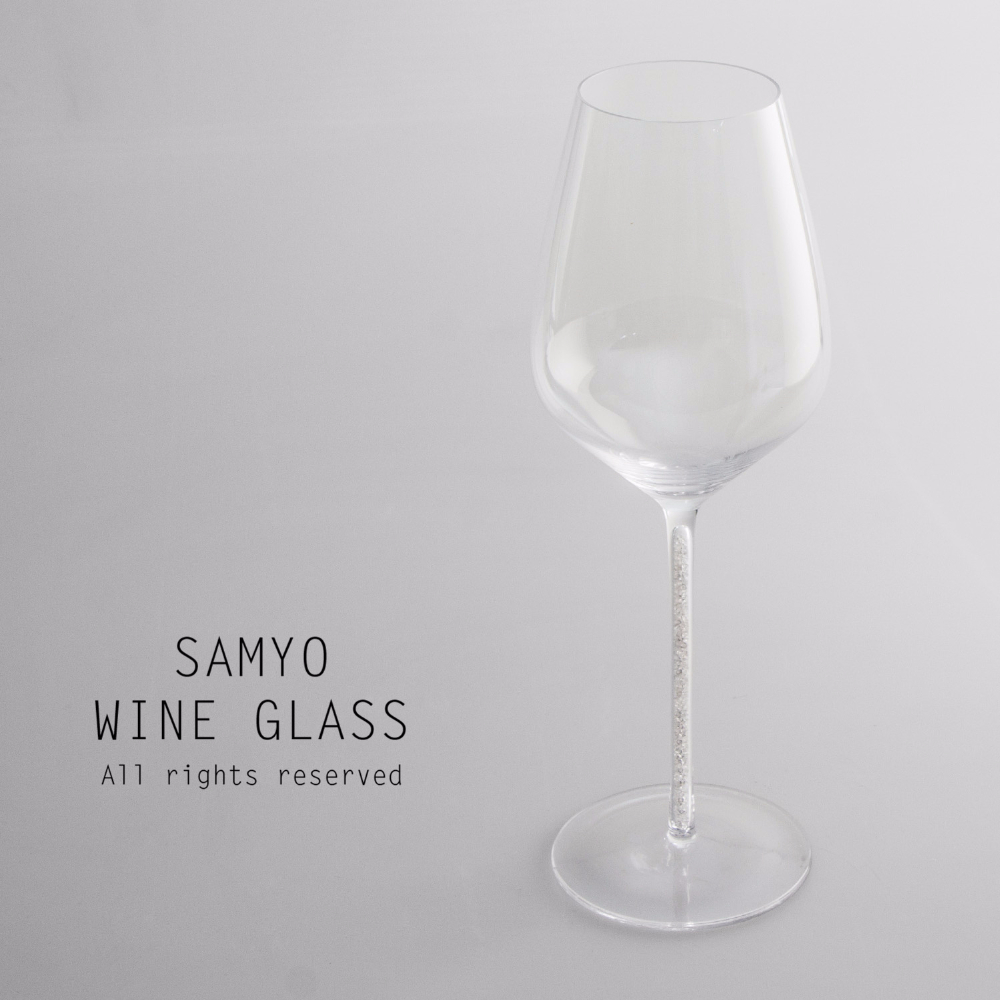 Wholesale samyo clear crystal large red wine glass with for Large white wine glasses