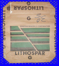 25 KG sec mélange concrete mix emballage papier kraft sac à valve