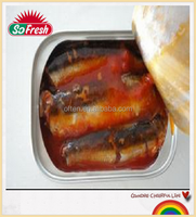 hot selling!!!canned sardine in canned seafood