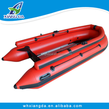 2015 China Factory Folding PVC Mini Inflatable Boat