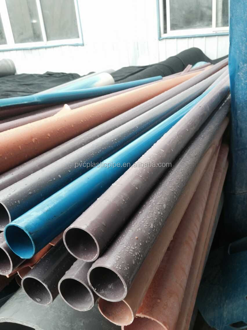 Pvc For Electric : Pvc electrical conduit electric pipe