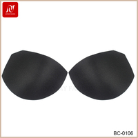 Popular special polygon push up bra cup for lady's underwear