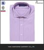 wholesale purple and white chambray dress shirts