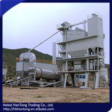 high degree of automation 30 tons to 320 tons per hour of asphalt mixing plant
