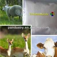 99%TC Parasite drugs Triclabendazole 68786-66-3