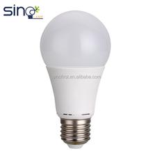 2015 new design A19/A60 led bulb 12w PF0.9 high brightness 95lm/w