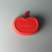 Meneed melamine plastic apple shaped kids bowl children bonny bowl