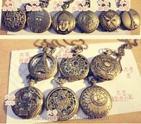 wholesale japan move cheap pocket watch mini1s