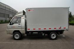 Good seal performance FOTON diesel van for sale