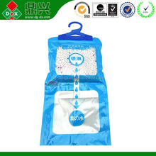 250ml,400ml Interior moisture absorber bag dehumidifier specially used in wardrobe and closet
