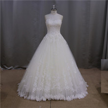 Direct selling promotion tank top elegant 1950 s wedding dress