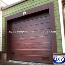 Insulated automatic glazing garage doors factory