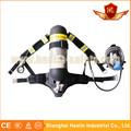 portátil equipo de respiración