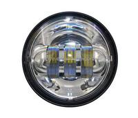 """Pair led fog light Left And Right 4.5"""" 30W passing lamp LED Driving Light For Harley Davidson"""