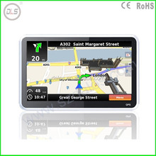 480*272 4GB TFT S D 4.3 Inch LCD Touch Screen Free Map Update Car GPS Navigation SAT NAV Voiture Ecran With FM MP3 E-book